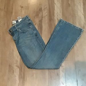 Levi's signiture boot cut jeans